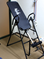 Inversion Set, Life Chiropractic Centre
